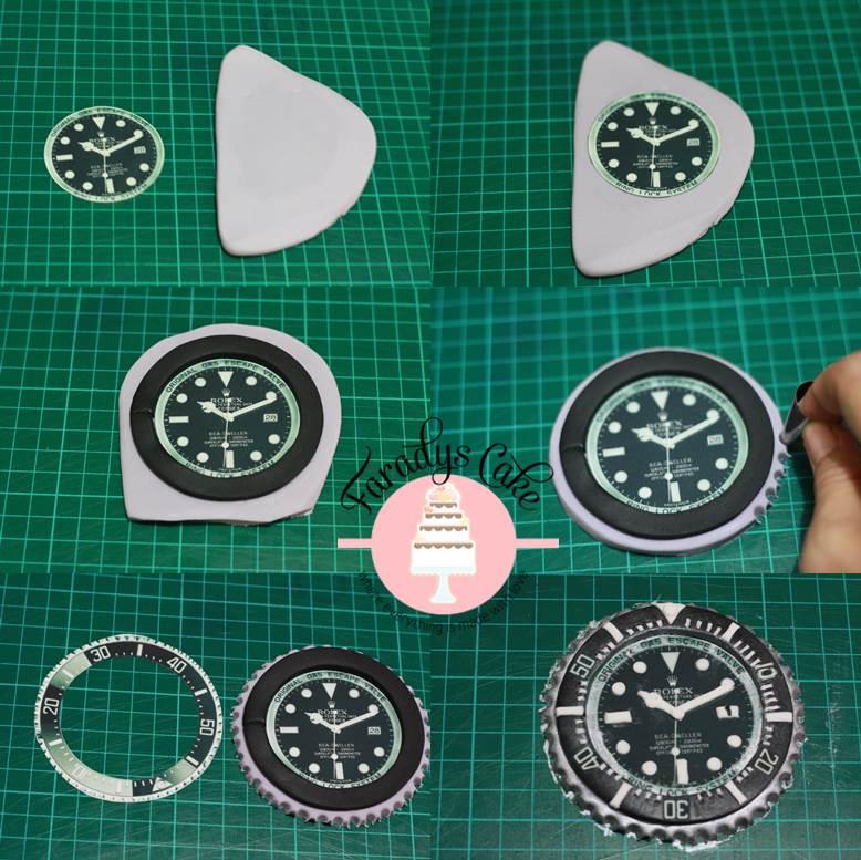 Rolex Body Step by step