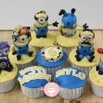 #minion #cupcake resize