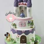 #sofira #the #first #princess #cake